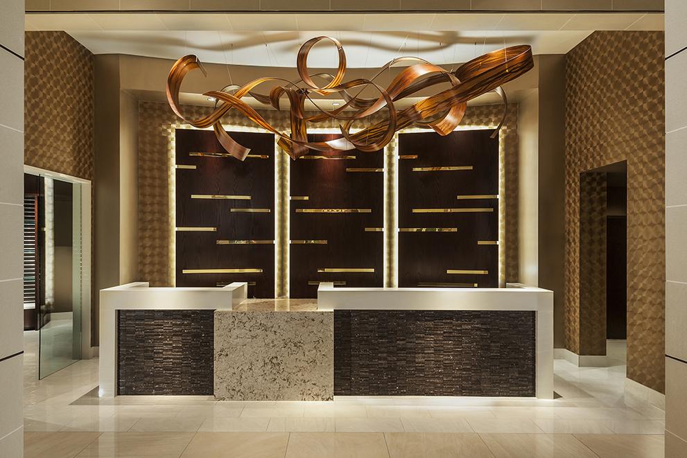 BOKA Powell Completes Architecture, Interior Design Of Hilton Granite Park  Hotel