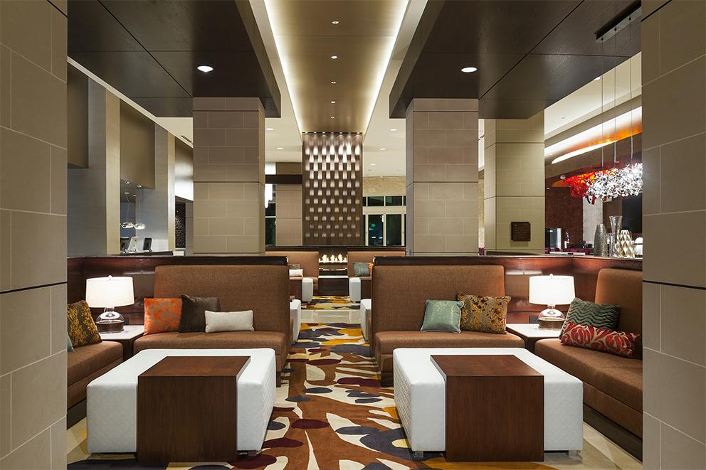 Hilton granite park boka powell for Interior design services plano