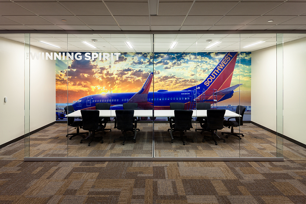 southwest airlines training New flight attendants at southwest airlines spend five weeks training for emergencies that could happen during flights at the dallas-based carrier's new training facility, which opened in december.