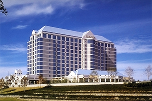 Doubletree Hotel at Park West