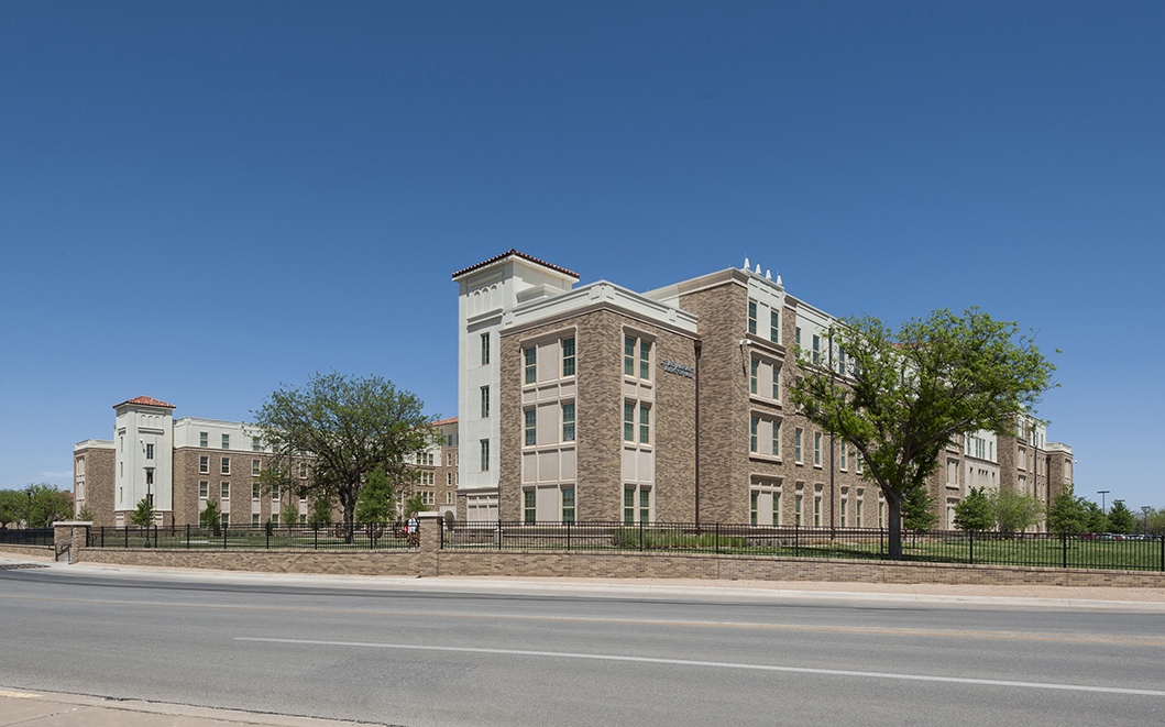 Texas Tech University Talkington Hall Boka Powell