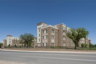 Texas Tech University Talkington Hall