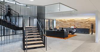 BOKA Powell Completes Interior Design for Omnitracs Corporate Headquarters
