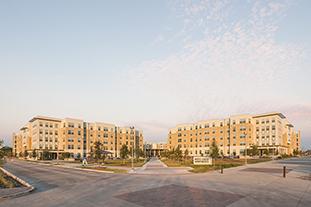 Texas A&M University White Creek Apartments