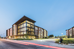 Tarleton State University Traditions Halls North and South