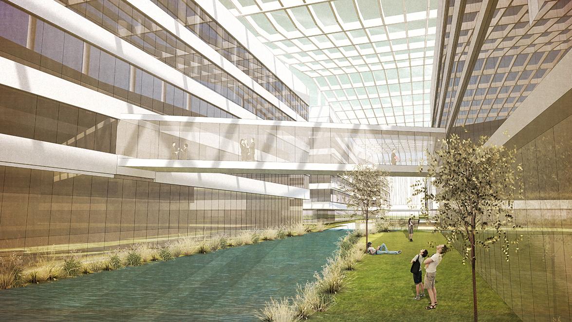 Toyota Headquarters Plano Texas >> Toyota North America Headquarters Convergence | BOKA Powell