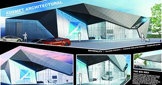 Auzmet Architectural Design Competition