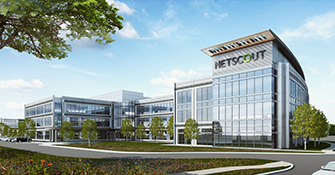 New NetScout office campus kicks off in Allen