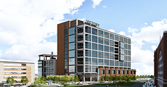 Developer pitching new office project in Dallas' Victory Park